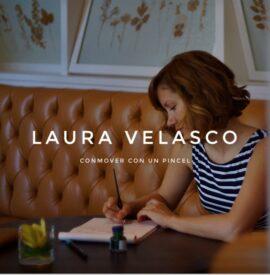 Laura Velasco - Portada