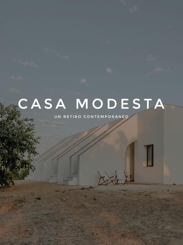 Casa Modesta - Portada