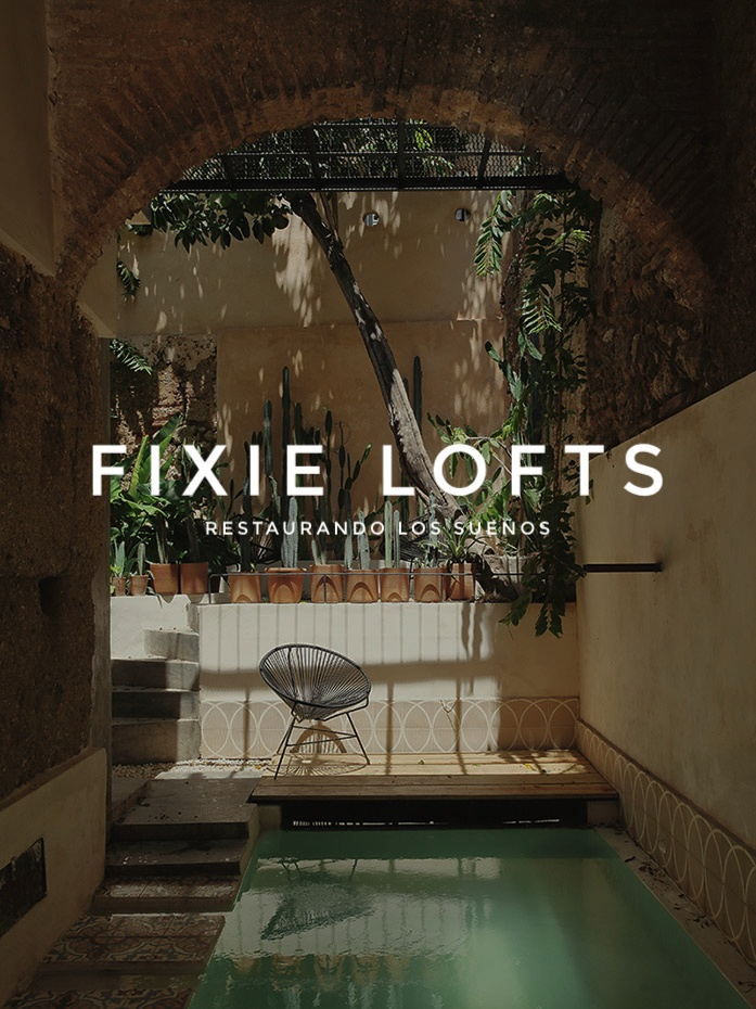 Fixie Lofts - Portada