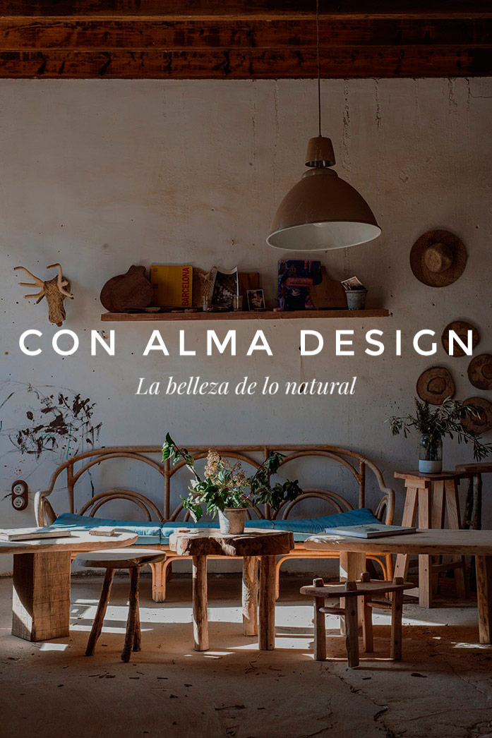 Con Alma Design - La belleza de lo natural
