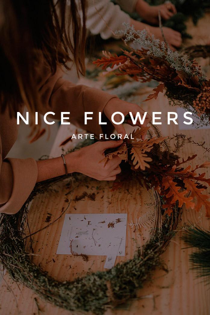 Nice Flowers - Arte Floral