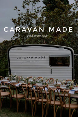 Caravan Made - Food on the road