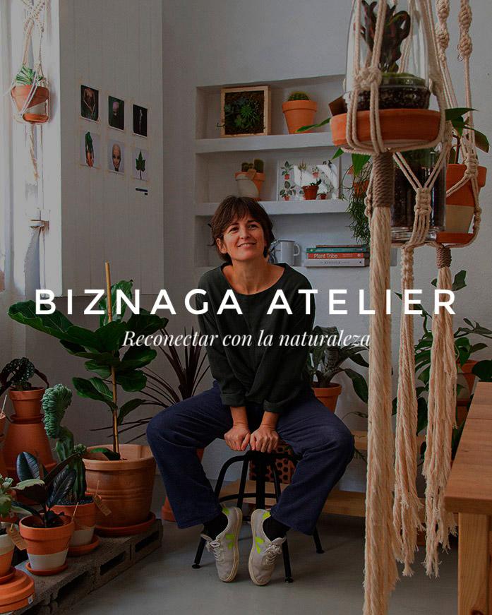 Biznaga Atelier - Reconectarse con la naturaleza