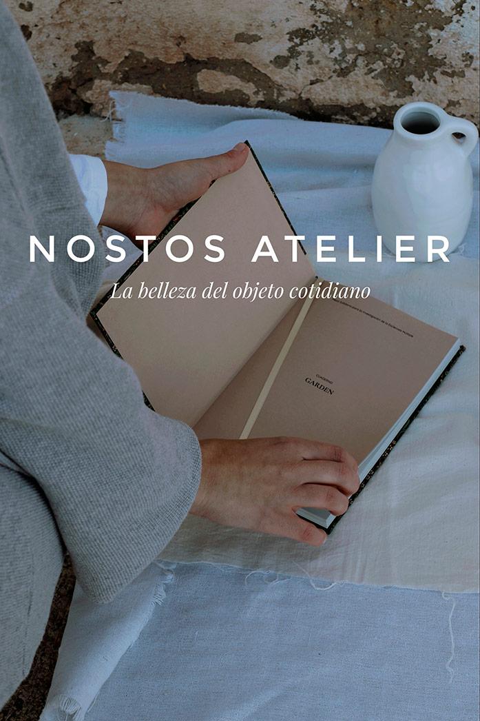 Nostos Atelier - La belleza del objeto cotidiano
