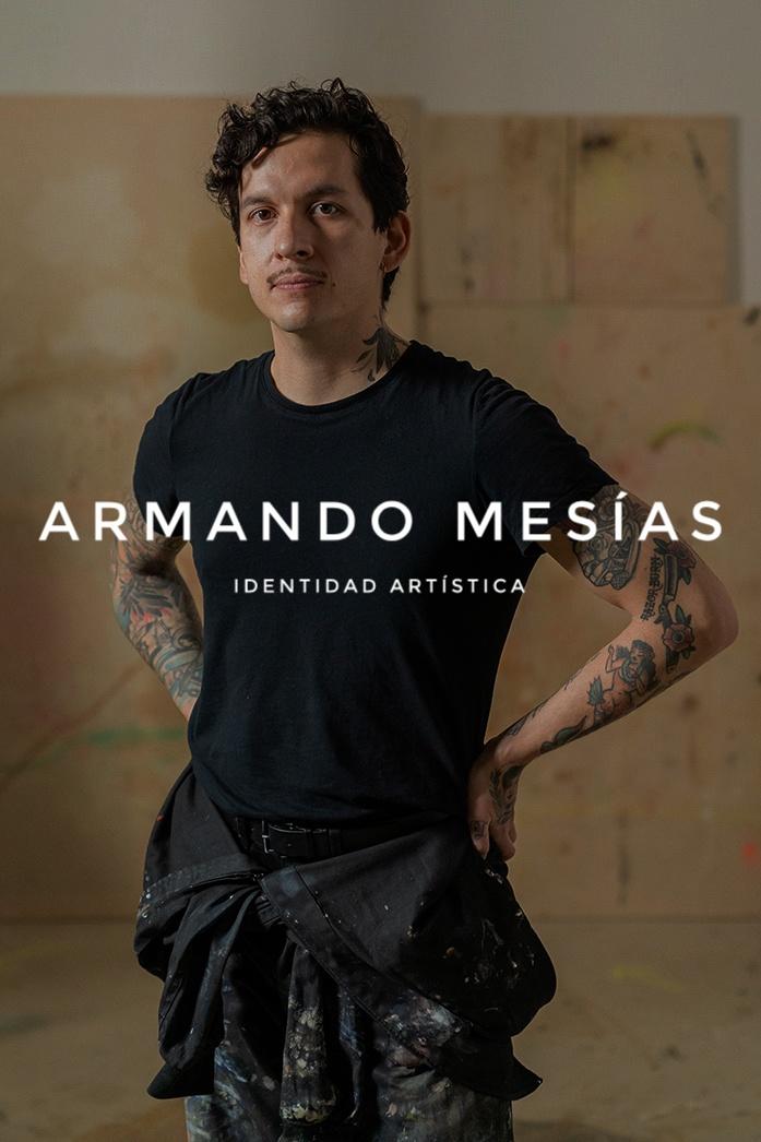 Armando Mesías - Identidad artística