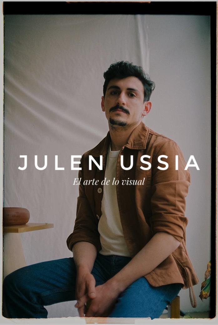 Julen Ussia - El arte de lo visual