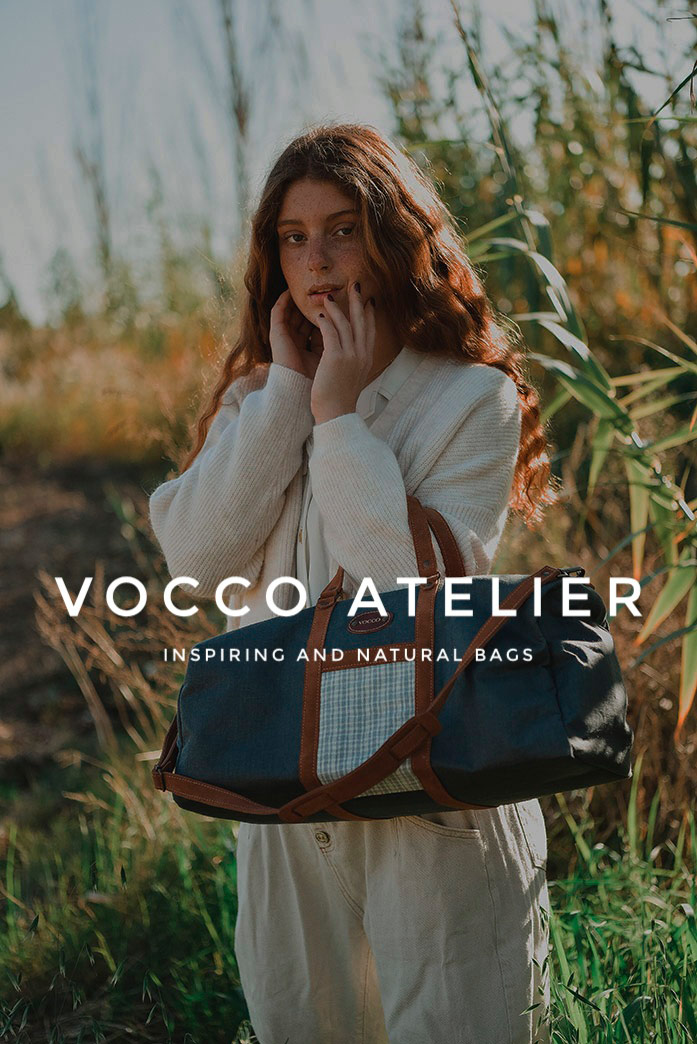 Vocco Atelier - Inspiring and natural bags