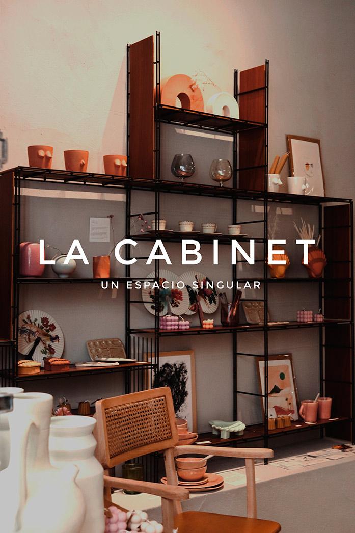 La Cabinet - Un espacio singular