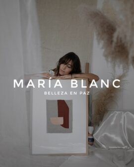 María Blanc - Belleza en paz