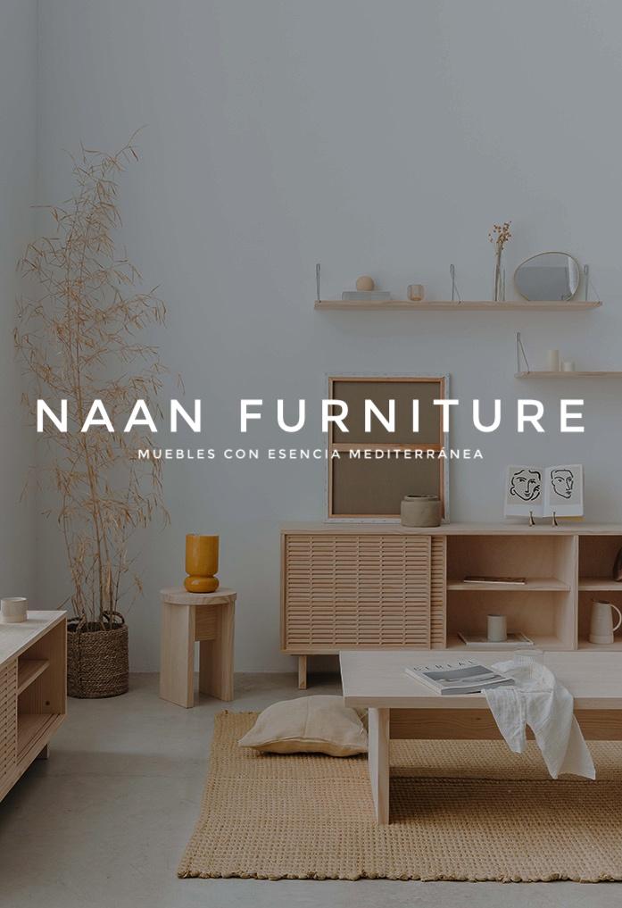 Naan Furniture - Muebles con esencia mediterránea