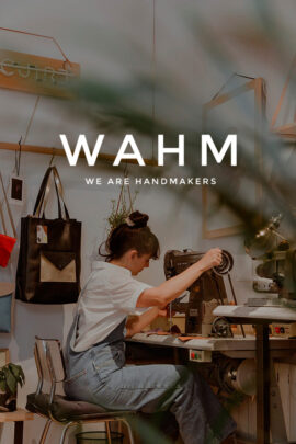 We are hand makers - Échale manos