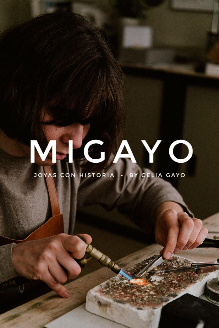 Celia Migayo - Joyas con historia